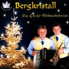Das Licht der Weihnachtskerzen